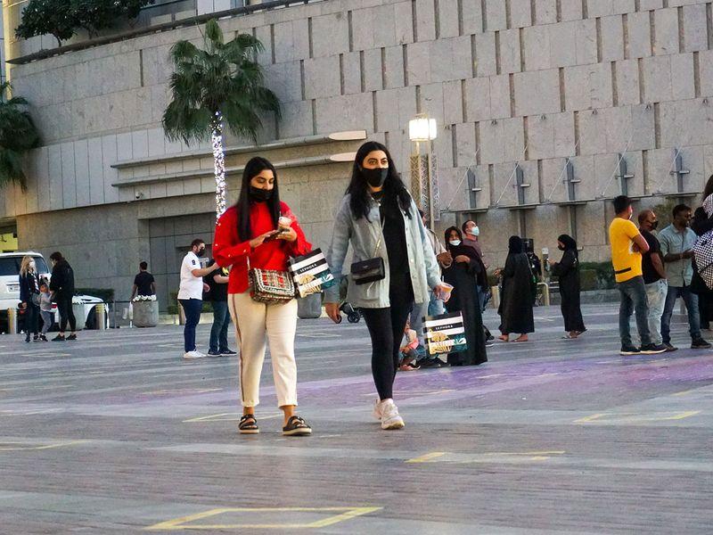 Winter Fashion in Dubai