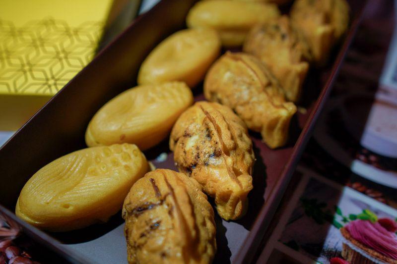 Bungeoppang (Korean Fish Shaped Pastry)
