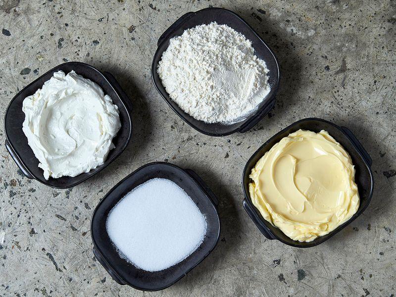 Burek ingredients