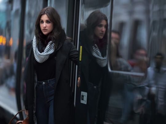 Parineeti Chopra in 'The Girl on the Train'