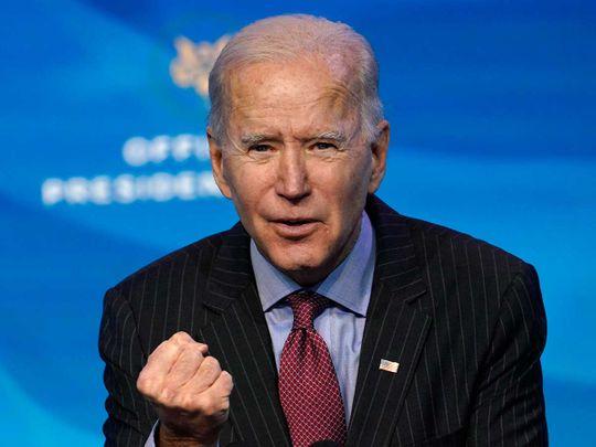 20210114 President-elect Joe Biden