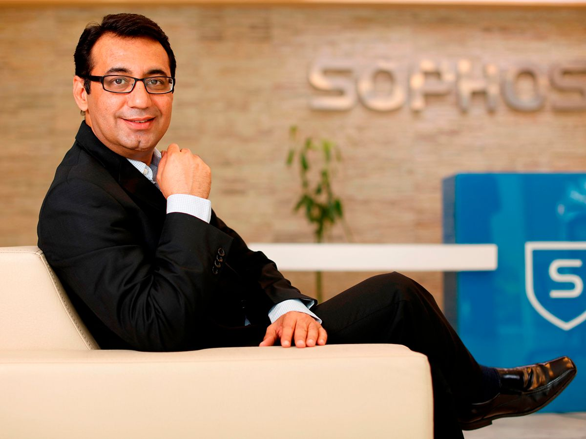 Harish Chib, vice president, Middle East & Africa, Sophos