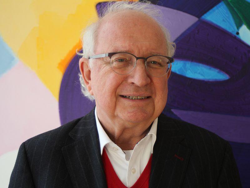Historian Peter Heine