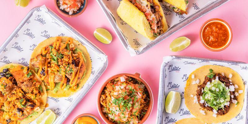 Maiz Dubai, Tacos