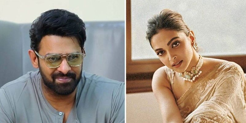 Prabhas and Deepika