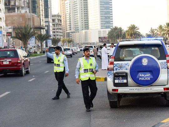 Stock Sharjah police
