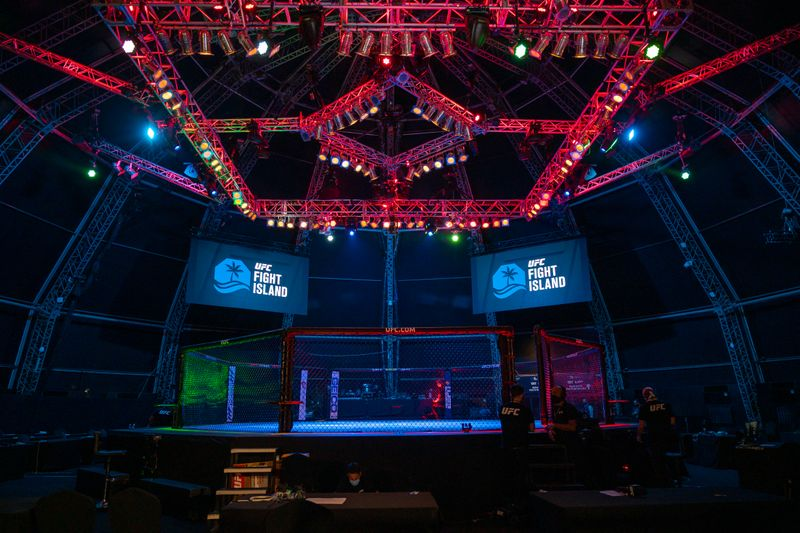 UFC Fight Island Arena
