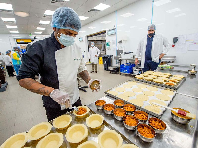 Dubai's F&B businesses are getting a taste of 'home' meals