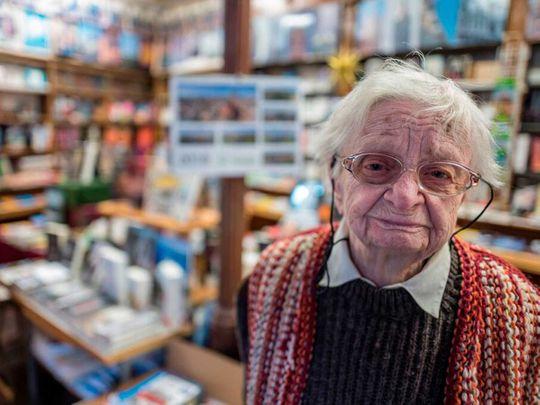 Helga Weyhe German bookstore