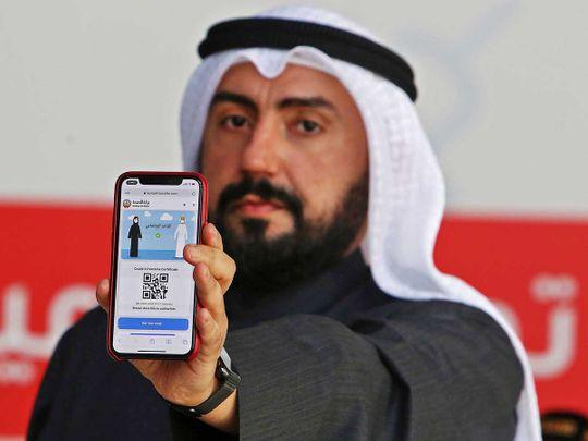 Kuwaiti Health Minister Sheikh Basel Al Sabah vaccine covid