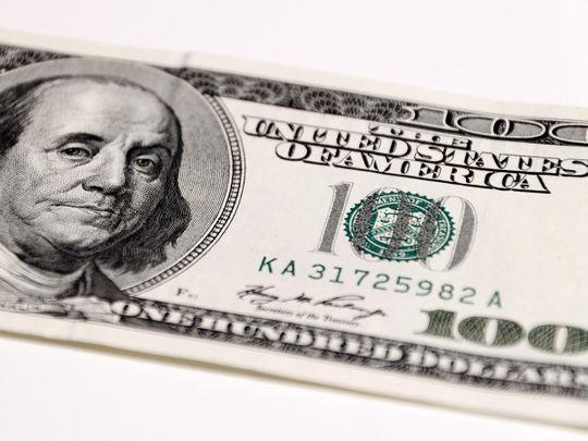 STOCK 100 US dollars