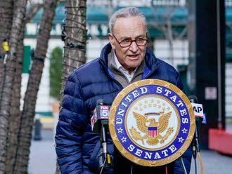 Senate Minority Leader Chuck Schume