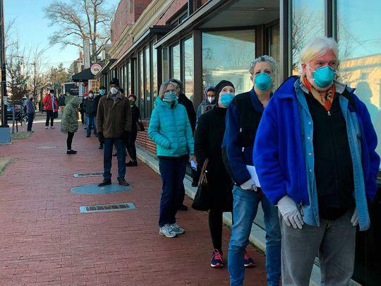 Senior citizens covid vaccine US