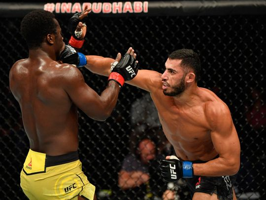 Mounir Lazzez is ready to step in UFC