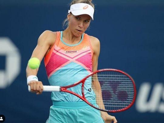Viktorija Golubic is the highest-ranked player in Fujairah