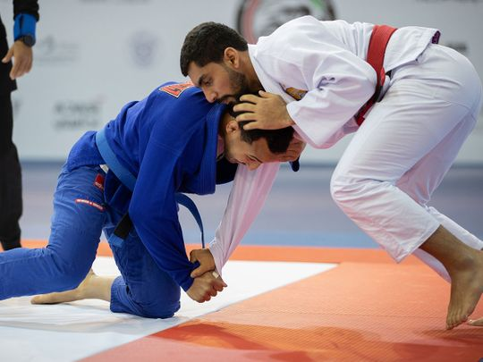 Al Wahda Jiu-Jitsu Club recorded a strong start in the first rounds of the revamped Mother of Nation (MoN) and Vice President's Jiu-Jitsu Leagues