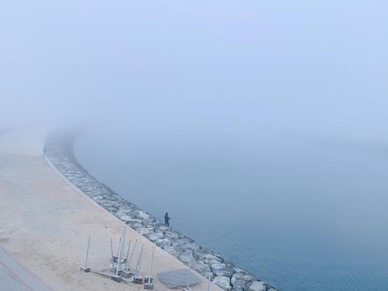 Fog UAE Dubai