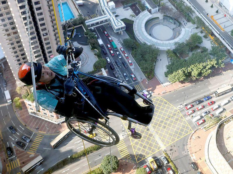 Hong Kong Climber gallery