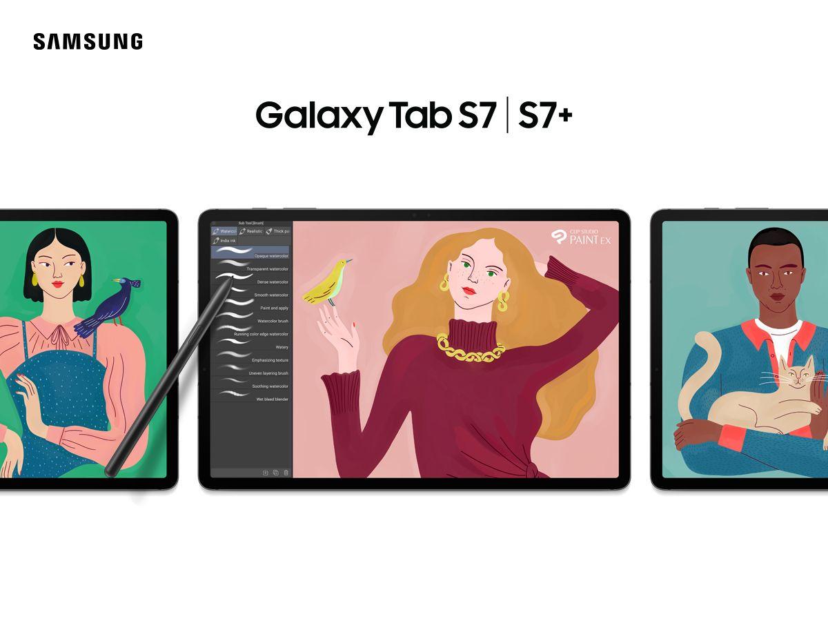 Samsung Tab S7