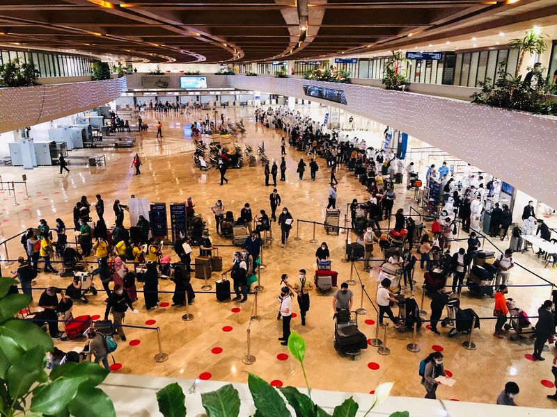 Terminal 1 NAIA Manila Airport