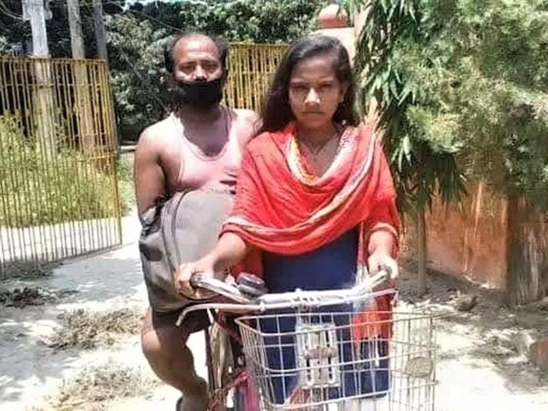 Bihar's bicycle girl becomes brand ambassador for anti-drug abuse programme