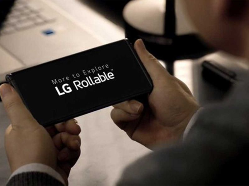 LG says not ditching plan to launch rollable smartphone