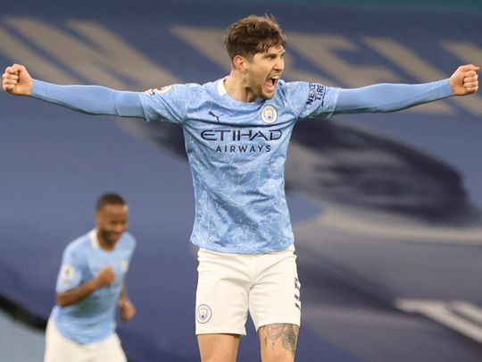 Premier League: Manchester City win to go second, United top after Liverpool draw