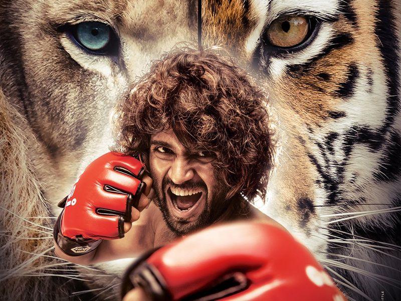 Vijay Devarakonda in 'Liger'