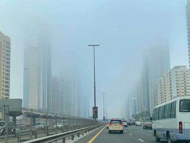 20210119 Sheikh Zayed Road