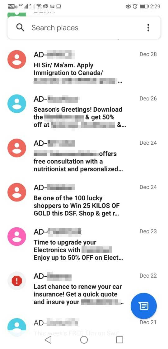 20210119 sms spam