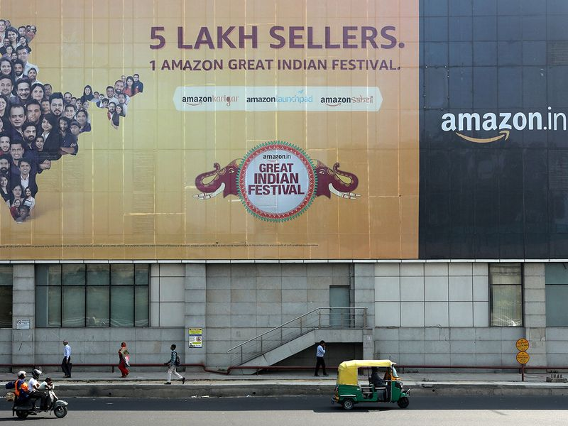 India plans foreign investment rule changes that could hit Amazon