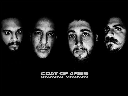 Coat of Arms, a Dubai-based band
