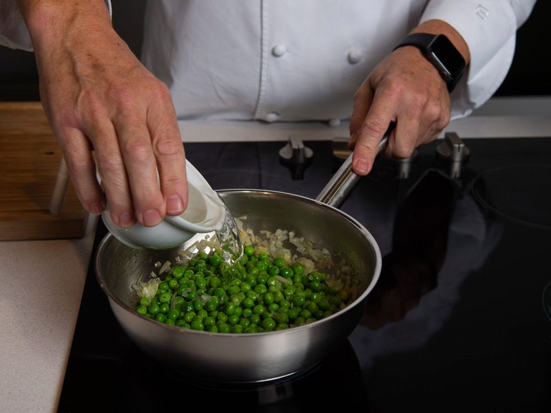Fish and chips guide: mushy peas