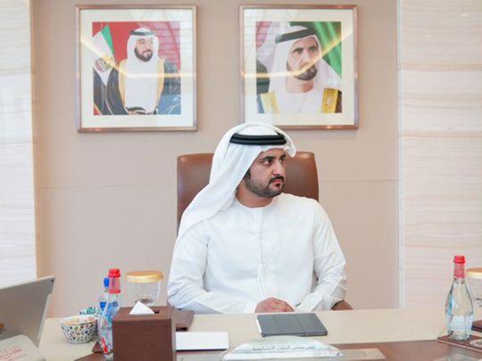 Maktoum bin Mohammed forms Experts Affairs Committee