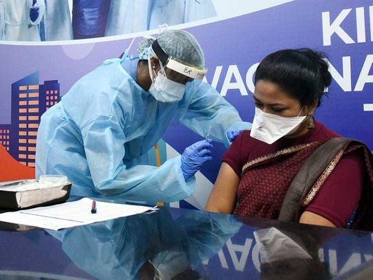 Mock drill vaccine Kerala covid