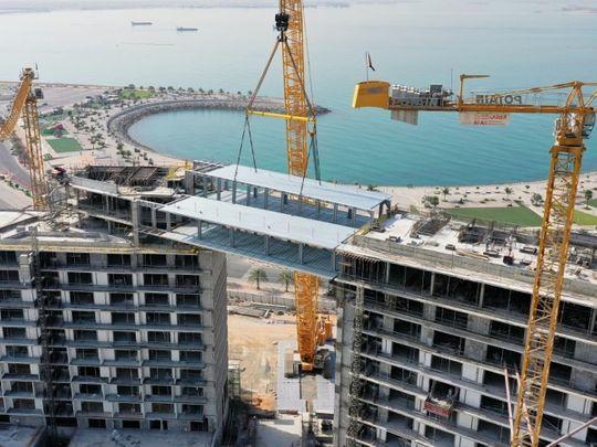 Ras Al Khaimah builds northern emirates' longest suspended bridge