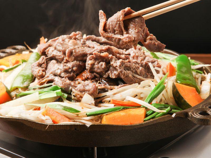 Food Mongolian BBQ