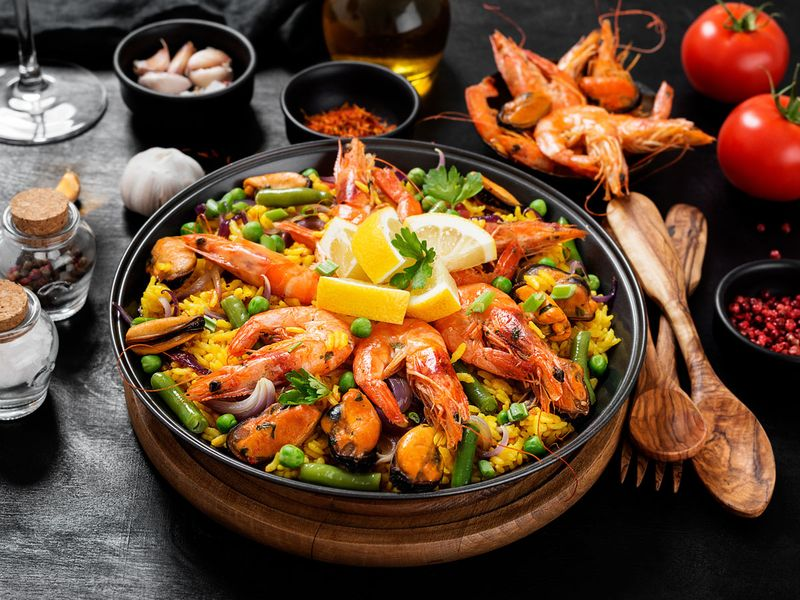 Food Paella