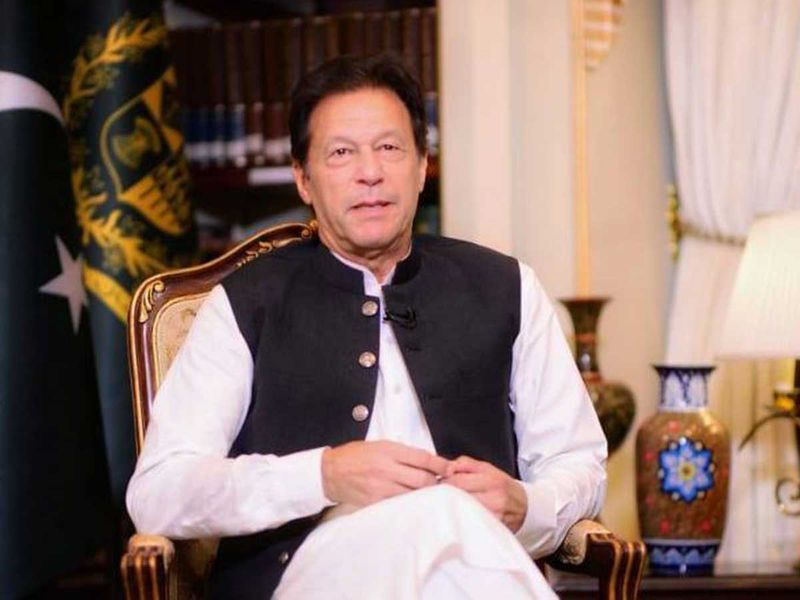 Pakistan ready for peace talks, says Prime Minister Imran Khan