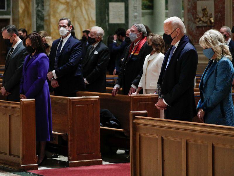 President-elect Joe Biden, his wife Jill Biden