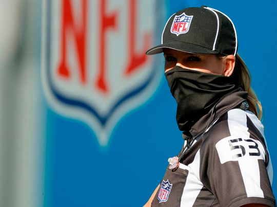 Sarah Thomas will be Super Bowl's first female official in history.