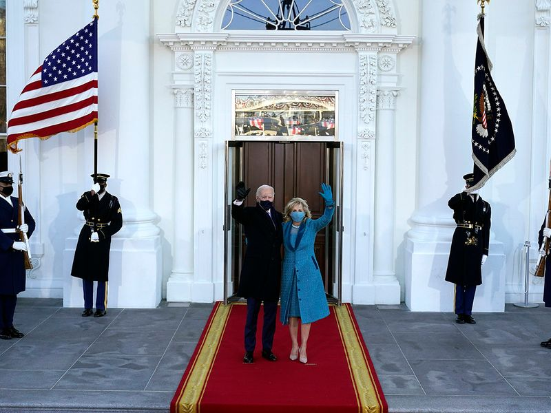 210121 Biden White House