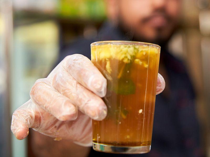 Biryani chai