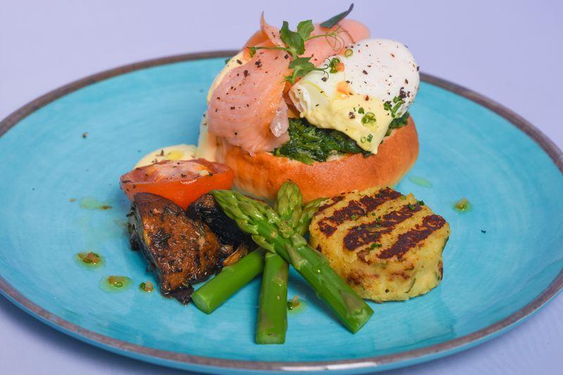 Cafe Society breakfasts
