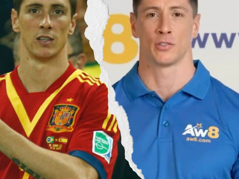 Fernando Torres shocking transformation
