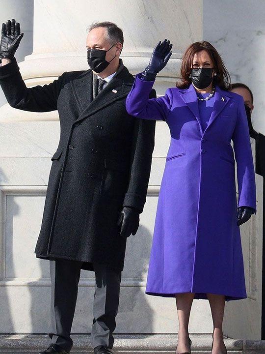 Kamala Harris and Husband Doug Emhoff