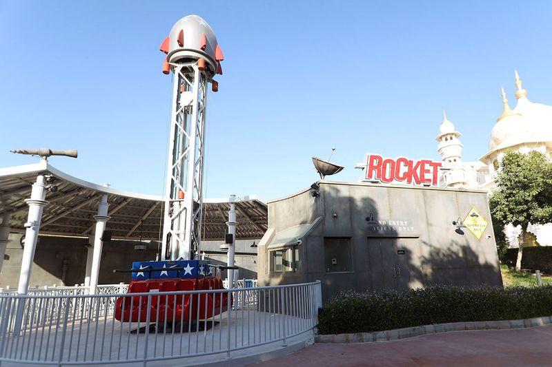 Rocket: Bollywood Parks