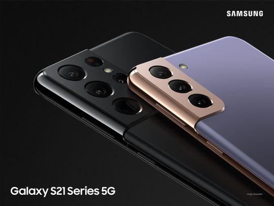 Samsung S21 Series Lead