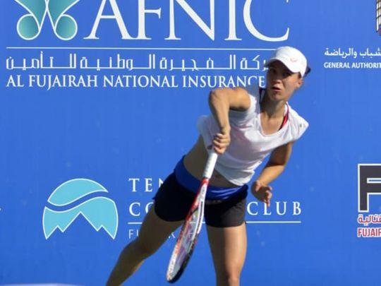 Tennis - Golubic