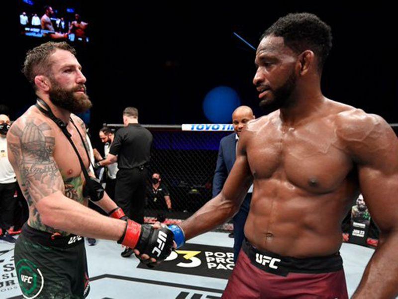 UFC-Chiesa vs Magny